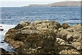 HP5607 : Rocks at Spoo Ness, Westing by Mike Pennington