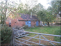 SK7964 : Old stables, Carlton on Trent by Jonathan Thacker