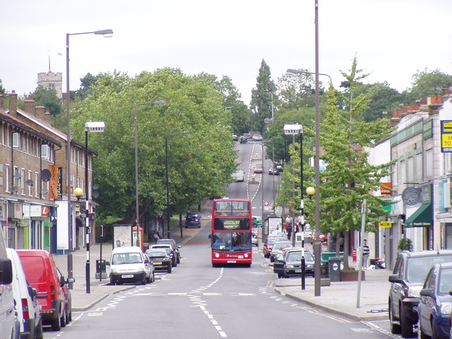 Chingford Mount (Old Church Road) Chingford