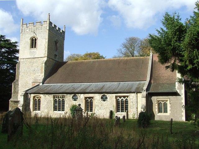 St Peter, Stetchworth
