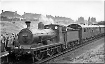 TQ2567 : Railway Correspondence & Travel Society South London Rail Tour at St Helier by Ben Brooksbank