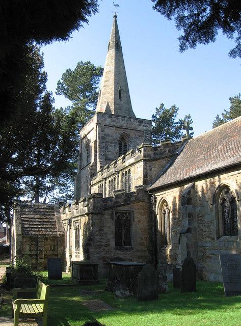 Denby - St Mary's Church