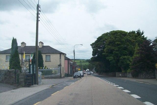 Chapel Street (N2) at Slane