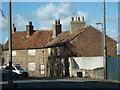 SE4843 : Empty buildings on Wighill Lane by Ian S