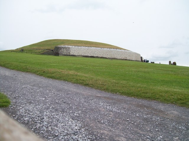 The Newgrange Tomb