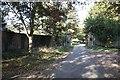 SU4892 : The Manor Gates by Bill Nicholls