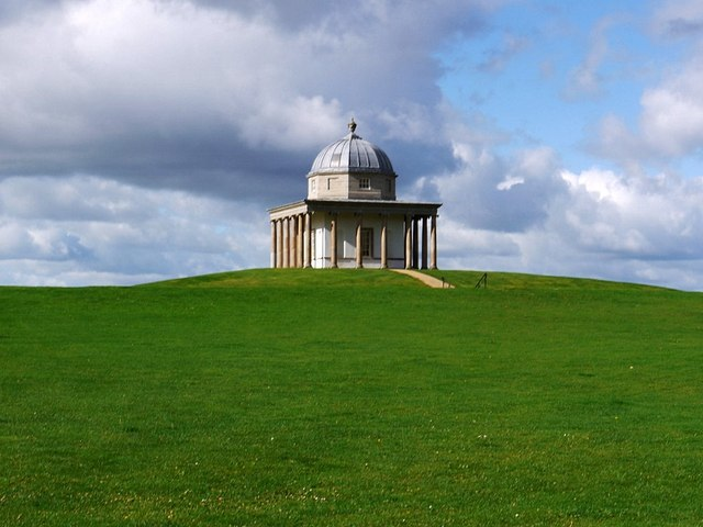 Temple of Minerva, Hardwick Hall Country Park