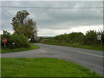 N8074 : Road junction by James Allan