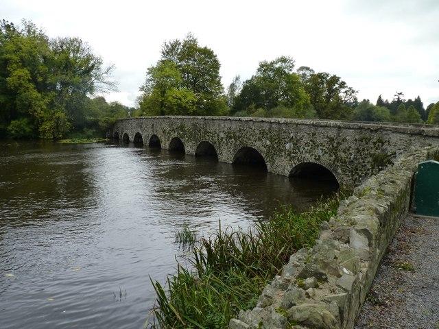 Headfort bridge