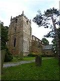 NZ3243 : St Laurence Church at Hallgarth by Alexander P Kapp