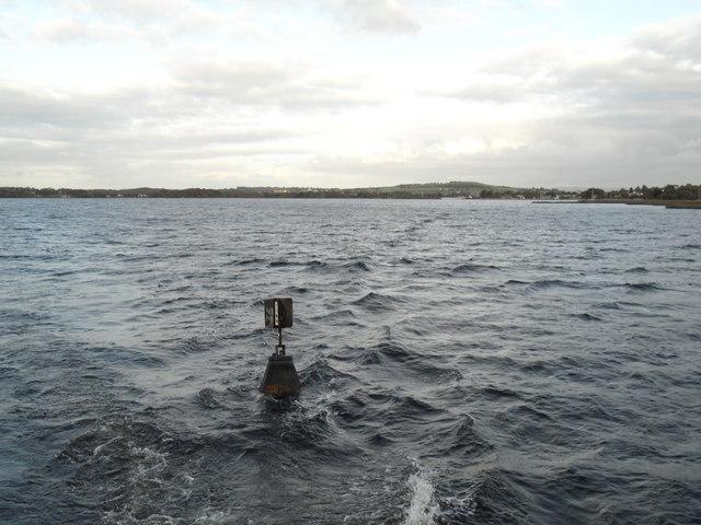 Navigation Buoy off Bella Villa Point, Lough Derg, Co. Tipperary