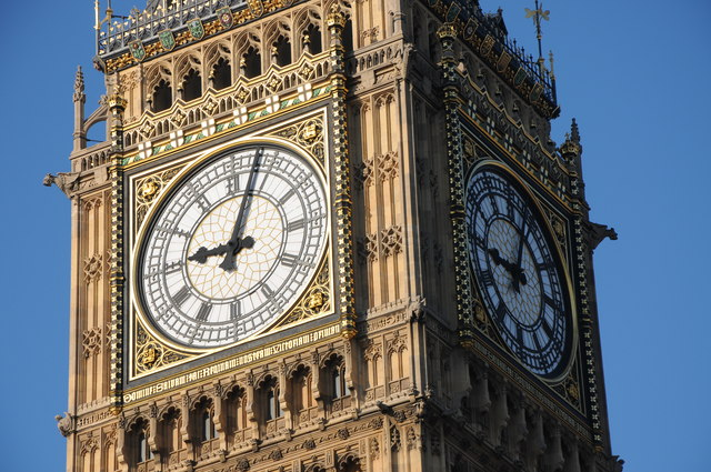 The Clock, Houses of Parliament