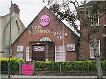 TQ2383 : The Lexi Cinema, Chamberlayne Road, NW10 by Mike Quinn
