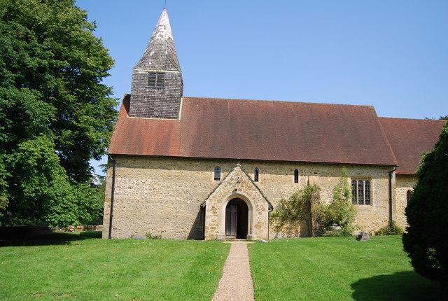 Church of St James, Abinger Common