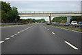 TL4353 : Bridge over M11 by Robin Webster
