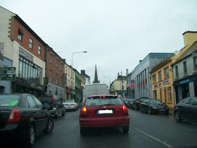 John Street, Kells