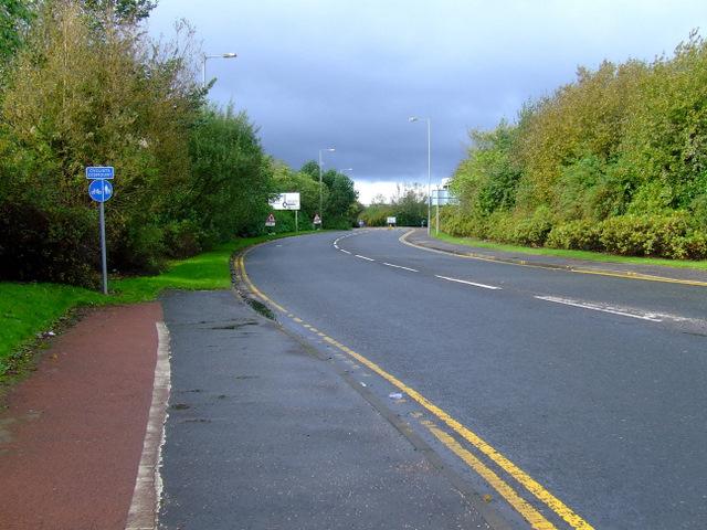 Sanderling Road