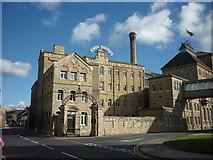 SE4843 : John Smith's Brewery, Tadcaster by Ian S