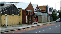 TQ1979 : Bollo Lane by Thomas Nugent