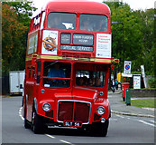 TQ1979 : London Transport Routemaster bus by Thomas Nugent