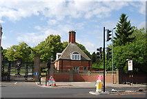 SP0583 : Lodge, University of Birmingham by N Chadwick