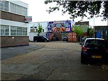 TQ1979 : Greenock Road by Thomas Nugent
