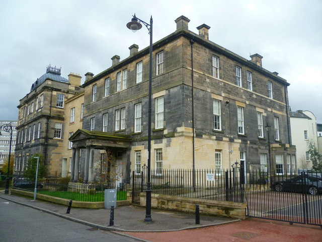 Old Leith Hospital and Infirmary, Mill Lane