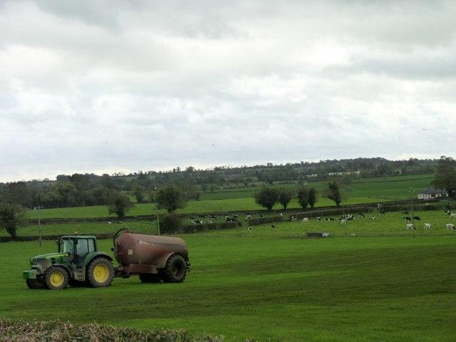 Organic farming stinks