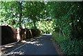 SP0682 : Holders Lane by N Chadwick