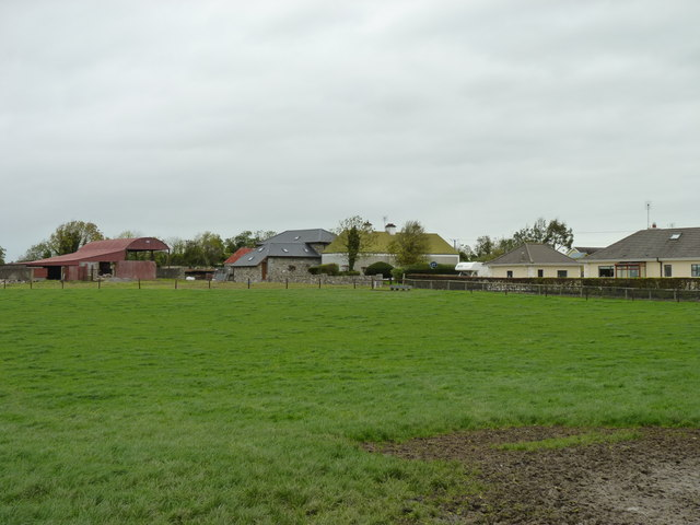 Farm near Sharp's Bridge