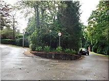 TQ4265 : Road junction in Keston Park Estate by David Anstiss