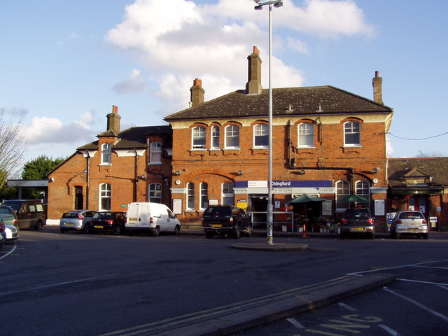 Chingford Station