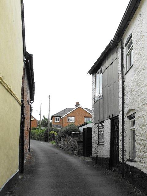 Powells Lane, Clun