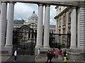 O1633 : Government Buildings, Merrion Street, Dublin by James Allan