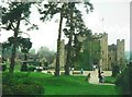 TQ4745 : Hever Castle in 1993 by John Baker