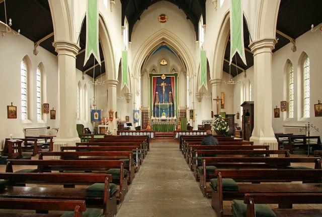 Holy Trinity, Shepherdess Walk, Hoxton - East end