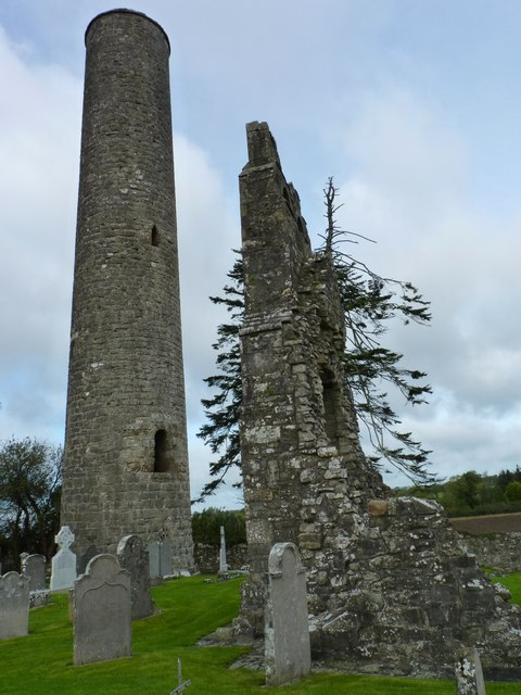 Donaghmore Round Tower