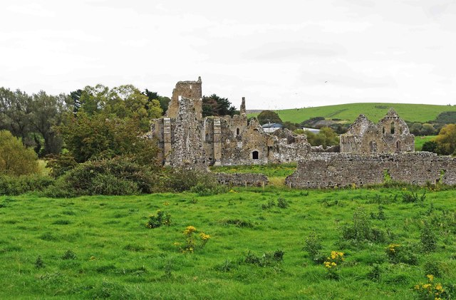 Athassel Abbey, near Lagganstown