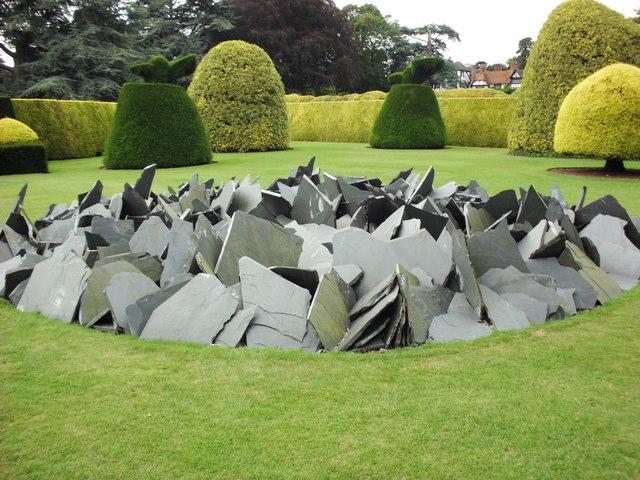 Ascott sculpture