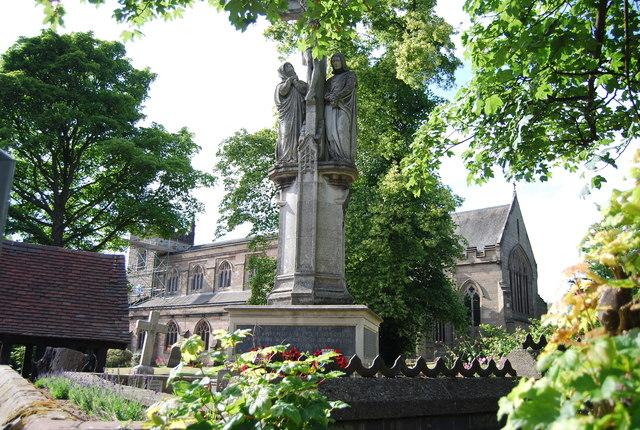 War Memorial, St Mary's Church