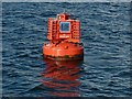 NF9478 : Buoy NF6 - Sound of Harris by Rob Farrow