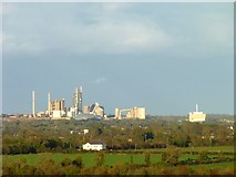O0671 : Cement plant by James Allan