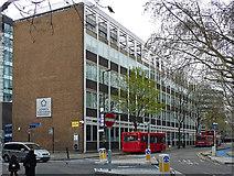 TQ3179 : Faraday Wing, Southwark Bridge Road by Stephen Richards