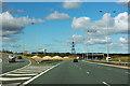 SE4724 : A1(M) junction 41 by Robin Webster