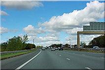 SE4241 : A1(M) northbound by Robin Webster