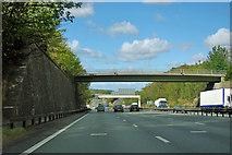 SE4242 : A1(M) - bridge, Brabham by Robin Webster