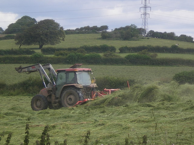 Hay Time - Lancaster
