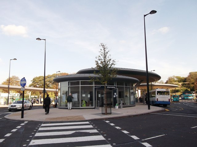 New Bus Information Offices, Chatham
