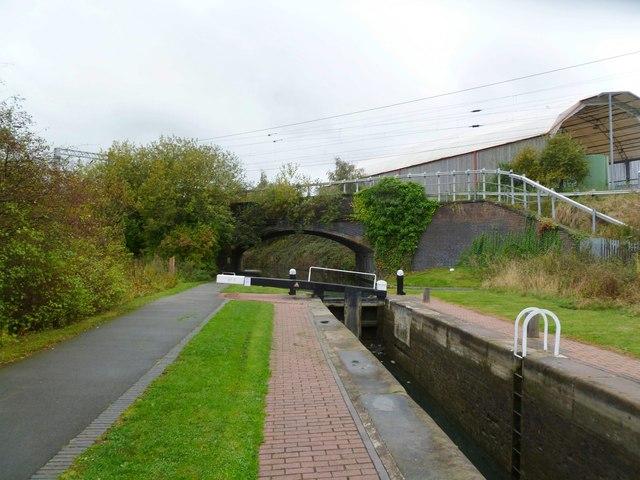 Wolverhampton Railway Bridge