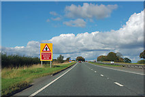 SE4390 : A19 - reduce speed now by Robin Webster